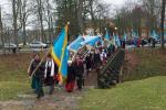 folder Viljandi valla lipu õnnistamine